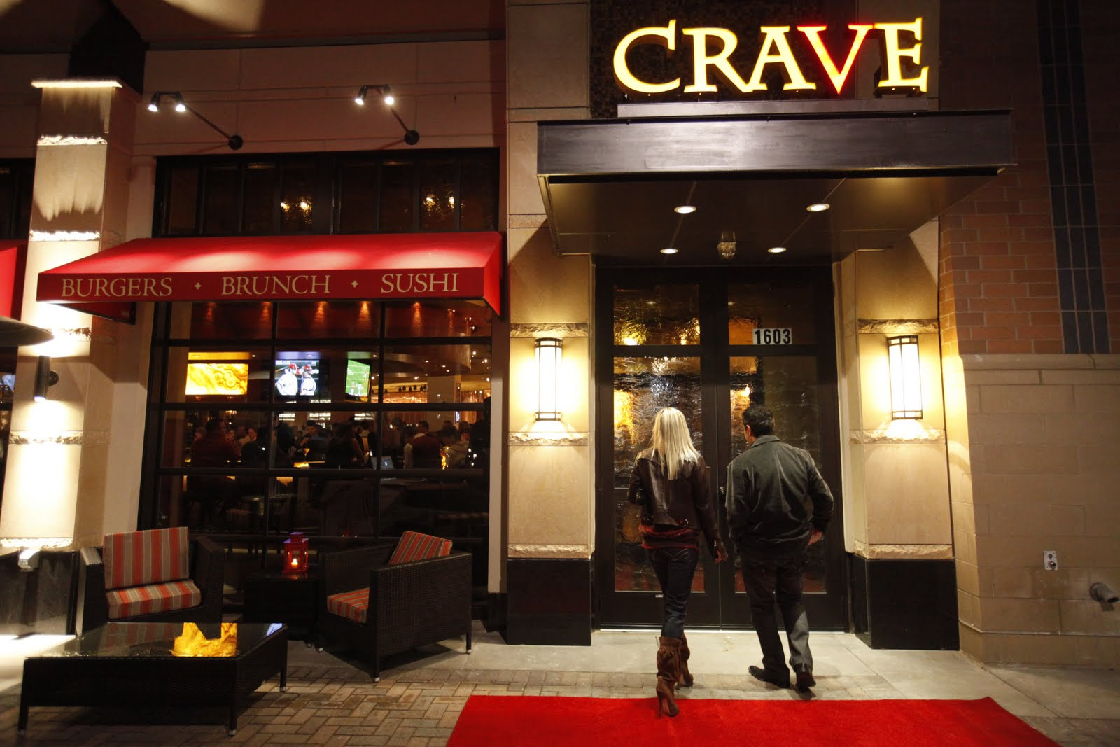 Crave Restaurant The Style Laboratory Eventful