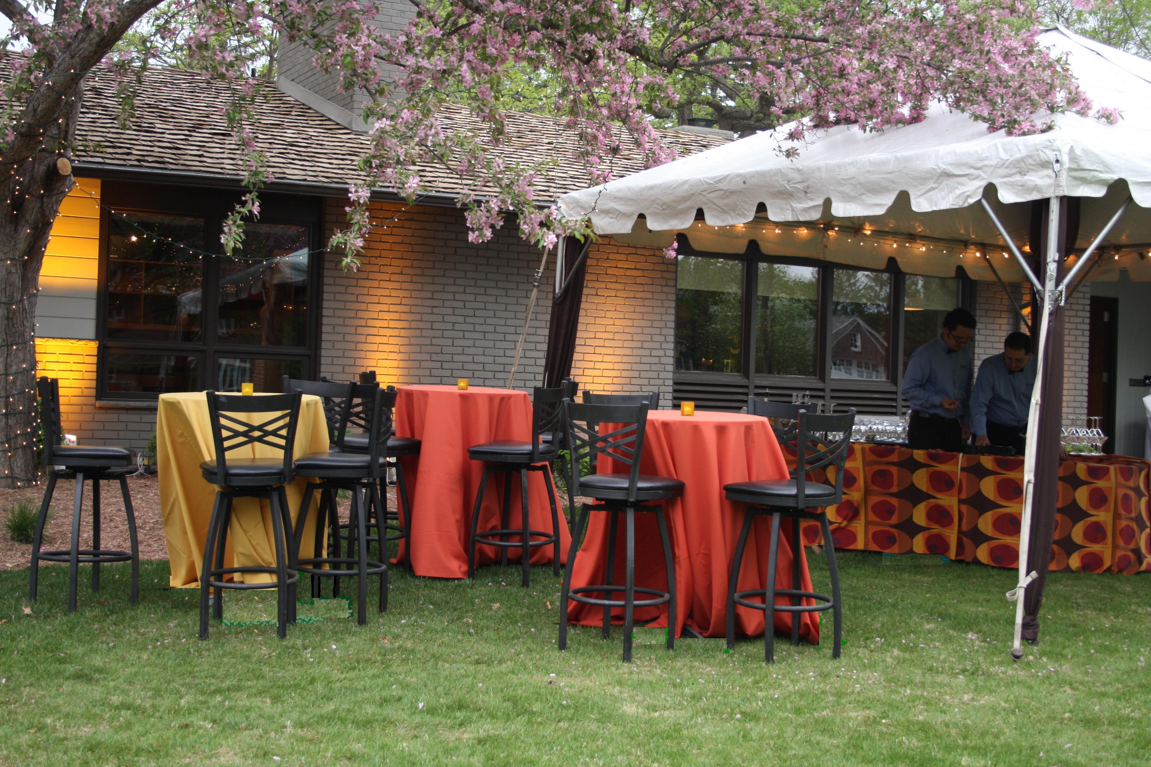 Apres Party and Tent Rental Frame Tent