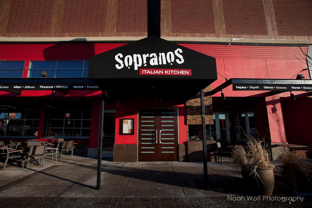 Soprano's Italian Kitchen
